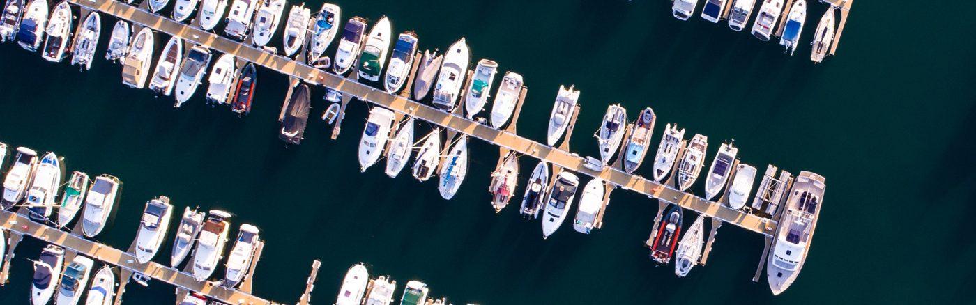 Soutien aux marinas