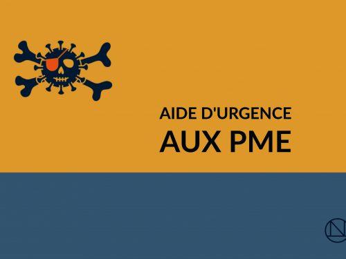 COVID-19 : <br>Aide d'urgence aux petites et moyennes entreprises (gouv. provincial)
