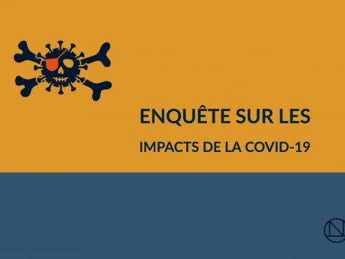 COVID-19 :<br>Lancement d'une enquête sur les impacts de la COVID-19 sur l'industrie touristique québécoise