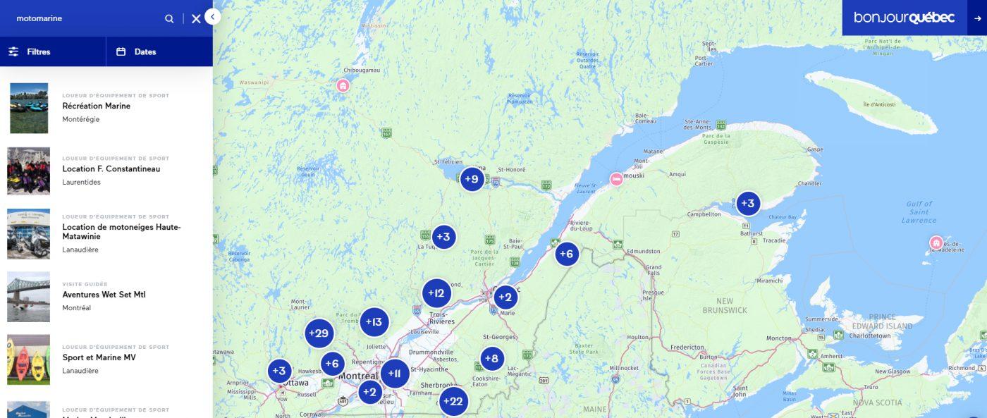 Un nouvel écosystème numérique pour la marque Bonjour Québec