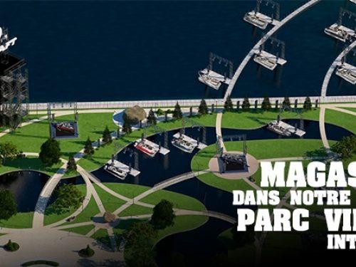 Nouvelles des membres : <br>Bateaux Princecraft lance le Parc virtuel